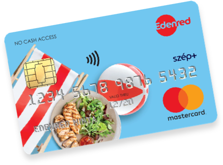 <p><strong>Az Edenred trendi és egyszerű SZÉP Plusz kártyája</strong> mindenkit lenyűgöz 2019-ben!</p>