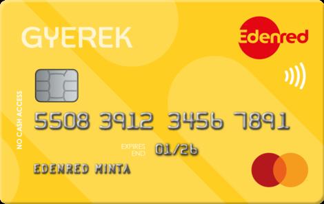 <p>Egy kártya, amellyel a gyermekek előtt új lehetőségek nyílnak meg</p>