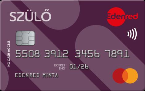 <p>Egy kártya, melynek használata minden korosztály számára egyszerű</p>